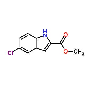 87802-11-7 methyl 5-chloro-1H-indole-2-carboxylate