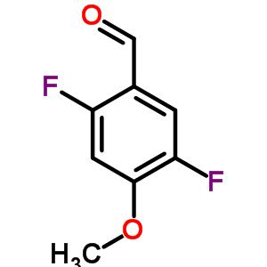 879093-08-0 2,5-Difluoro-4-methoxybenzaldehyde