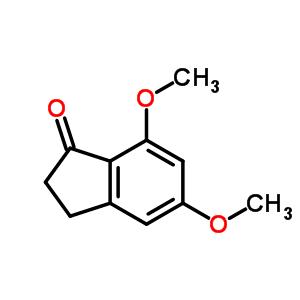 880-87-5 5,7-dimethoxy-2,3-dihydro-1H-inden-1-one
