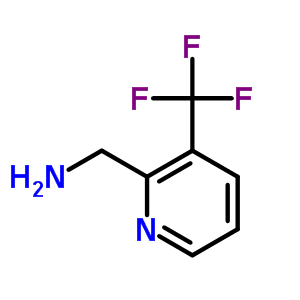 886371-24-0 1-[3-(trifluoromethyl)pyridin-2-yl]methanamine