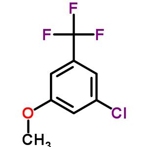 886497-07-0 1-chloro-3-methoxy-5-(trifluoromethyl)benzene