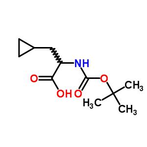 Boc-DL-环丙基丙氨酸 888323-62-4