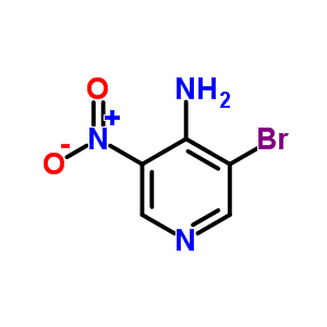 89284-05-9 3-bromo-5-nitropyridin-4-amine