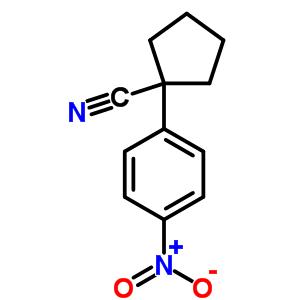 91392-33-5 1-(4-nitrophenyl)cyclopentanecarbonitrile