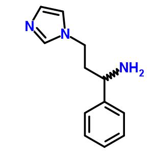 93906-75-3 3-(1H-imidazol-1-yl)-1-phenylpropan-1-amine