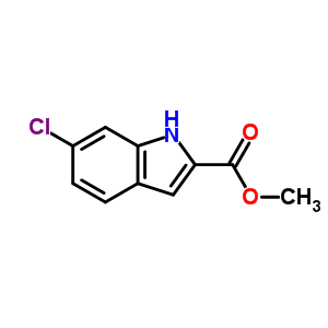 98081-84-6 methyl 6-chloro-1H-indole-2-carboxylate