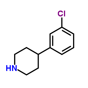 99329-53-0 4-(3-chlorophenyl)piperidine