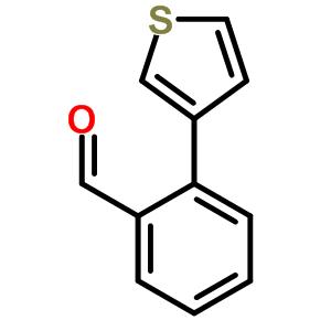 99902-03-1 2-thiophen-3-ylbenzaldehyde