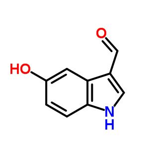 5-羟基吲哚-3-甲醛 3414-19-5