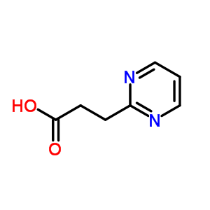2-Pyrimidinepropanoicacid 439108-20-0