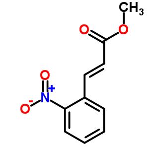 2-硝基肉桂酸甲酯 612-43-1