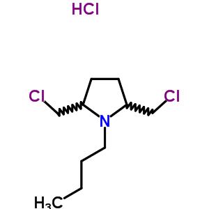 102367-11-3 1-butyl-2,5-bis(chloromethyl)pyrrolidine hydrochloride