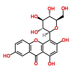 4-β-D-葡萄糖基-1,3,7-三羟基�愣滞� 81991-99-3