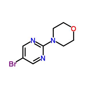 84539-22-0 4-(5-bromopyrimidin-2-yl)morpholine