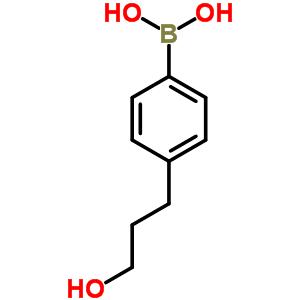 850568-48-8 [4-(3-hydroxypropyl)phenyl]boronic acid