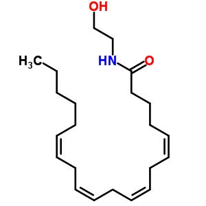94421-68-8 (5Z,8Z,11Z,14Z)-N-(2-hydroxyethyl)icosa-5,8,11,14-tetraenamide