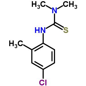 28217-97-2;14501-88-3 3-(4-chloro-2-methylphenyl)-1,1-dimethylthiourea