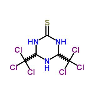 30805-37-9 4,6-bis(trichloromethyl)-1,3,5-triazinane-2-thione