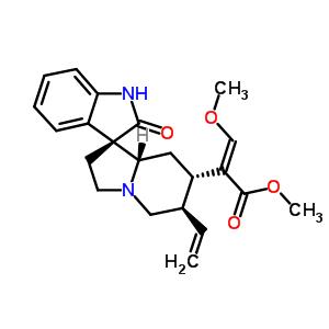 51014-29-0;630-94-4 corynoxeine
