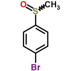 934-71-4 1-bromo-4-(methylsulfinyl)benzene