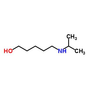 40447-21-0 5-(propan-2-ylamino)pentan-1-ol