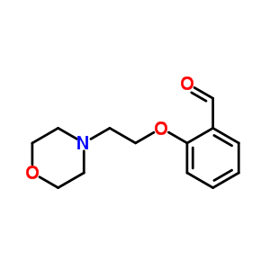 68997-45-5 2-[2-(morpholin-4-yl)ethoxy]benzaldehyde