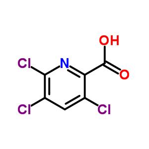 2-羧酸-3,5,6-三氯吡啶 40360-44-9