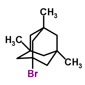 53398-55-3 1-bromo-3,5,7-trimethyltricyclo[3.3.1.1~3,7~]decane
