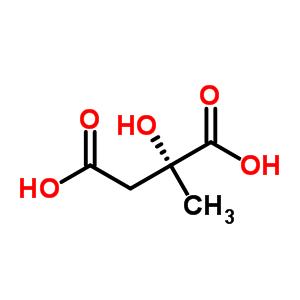 6236-10-8 (2R)-2-hydroxy-2-methylbutanedioic acid