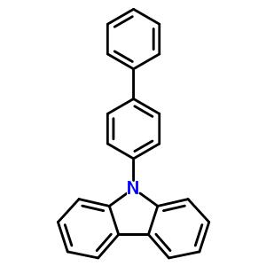 9-[1,1'-联苯-4-基]-9H-咔唑 6299-16-7