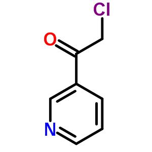 55484-11-2 2-chloro-1-(pyridin-3-yl)ethanone