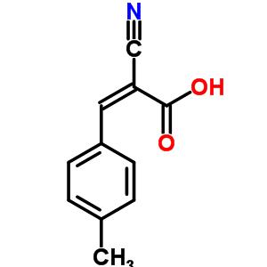 20374-48-5 (2E)-2-cyano-3-(4-methylphenyl)prop-2-enoate