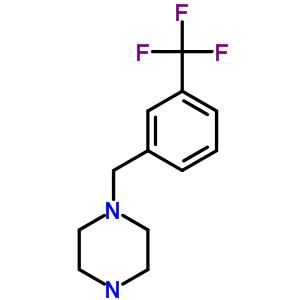 55513-16-1 1-[3-(trifluoromethyl)benzyl]piperazinediium