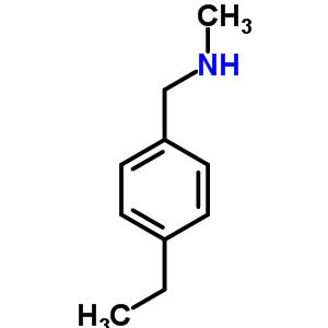 568577-84-4 1-(4-ethylphenyl)-N-methylmethanamine