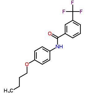 5924-30-1 N-(4-butoxyphenyl)-3-(trifluoromethyl)benzamide
