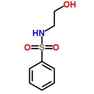 59724-42-4 N-(2-hydroxyethyl)benzenesulfonamide