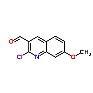 68236-20-4 2-chloro-7-methoxyquinoline-3-carbaldehyde