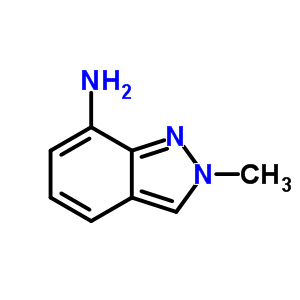 90223-02-2 2-Methyl-2H-indazol-7-amine