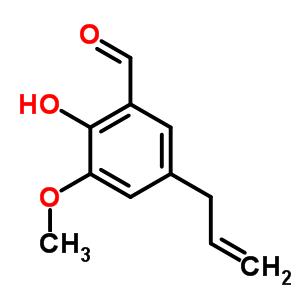 22934-51-6 2-hydroxy-3-methoxy-5-(prop-2-en-1-yl)benzaldehyde