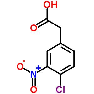 37777-68-7;163395-25-3 (4-chloro-3-nitrophenyl)acetic acid