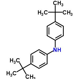 二(4-叔丁基苯基)胺 4627-22-9
