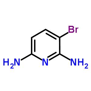 54903-86-5 3-bromopyridine-2,6-diamine