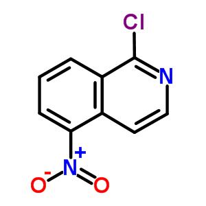 58142-97-5 1-chloro-5-nitroisoquinoline