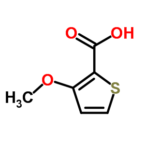 60166-83-8 3-methoxythiophene-2-carboxylic acid