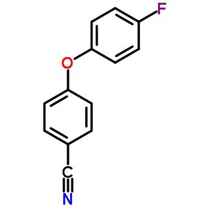 215589-24-5 4-(4-fluorophenoxy)benzonitrile