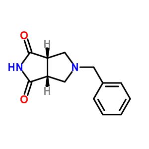 370879-53-1 (3aR,6aS)-5-benzyltetrahydropyrrolo[3,4-c]pyrrole-1,3(2H,3aH)-dione