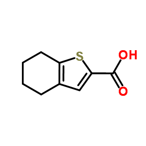 40133-07-1 4,5,6,7-tetrahydro-1-benzothiophene-2-carboxylate