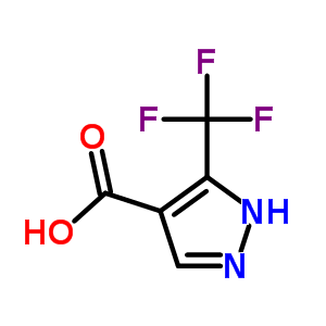 543739-84-0 5-(Trifluoromethyl)-1H-pyrazole-4-carboxylic acid