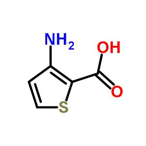 55341-87-2 3-aminothiophene-2-carboxylic acid
