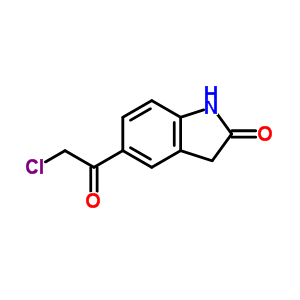 65435-04-3 5-(chloroacetyl)-1,3-dihydro-2H-indol-2-one